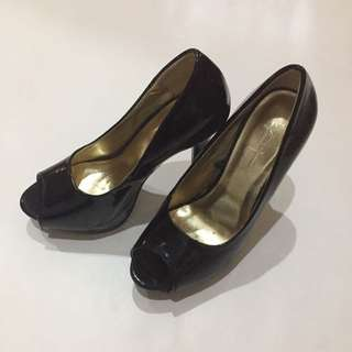 Foverer 21 black pump shoes