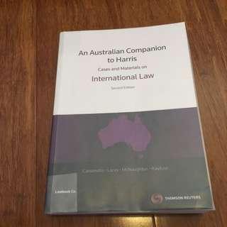 Australian Companion To Harris