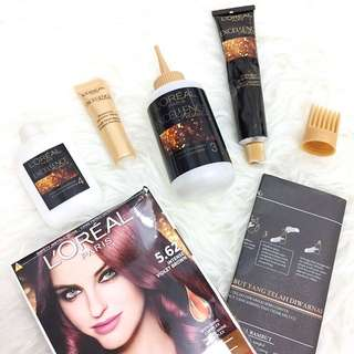 (NEW) Loreal Excellence Fashion