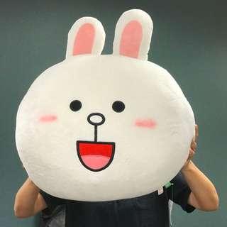 無敵大Cony兔兔玩偶 日本帶回 Line