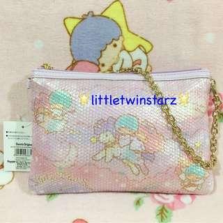 Sanrio Original Little Twin Stars Sequin Bag