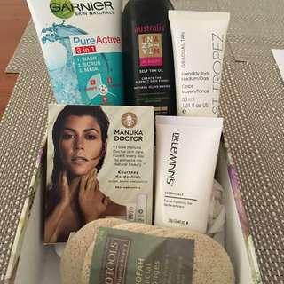 Skincare Box
