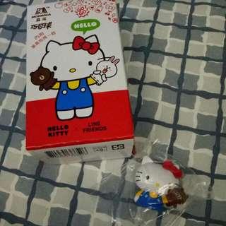 森永巧克球 Hello Kitty 熊大