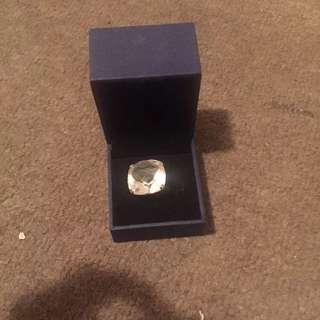 Authentic Swavaroski Ring