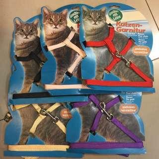 Cat Collars & Leash