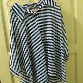 Nukuca Striped Blouse