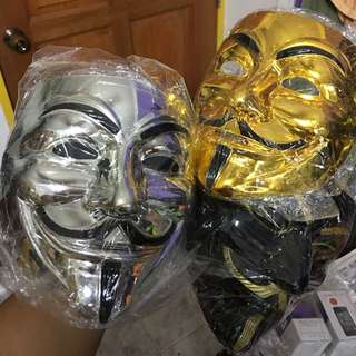 Special Edition 2016 Hot Cosplay Mask V For Vendetta Mask Anonymous Movie Guy Fawkes Halloween Masquerade Party Anonymous Face