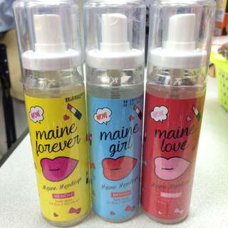 Bench Body Spray