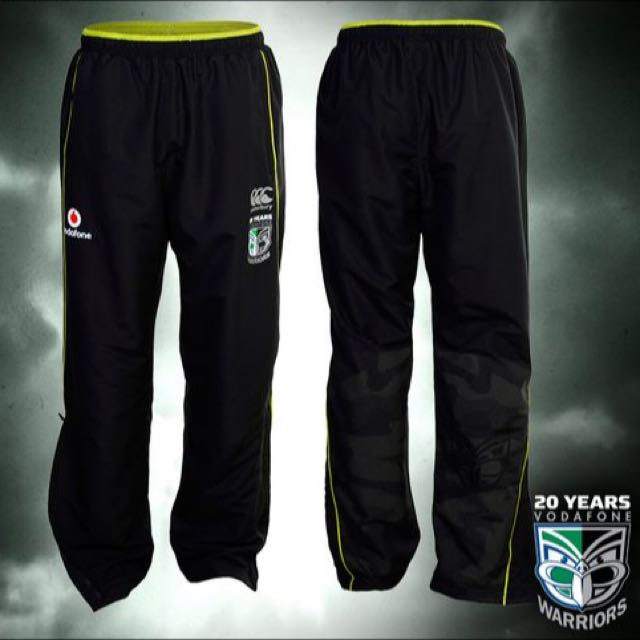 2015 Warriors Training Pants