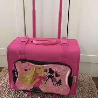 Barbie Trolley Bag For Sale