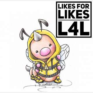 🍭LIKES FOR LIKES L4L 🍭 •NO RETURN For This Listing•