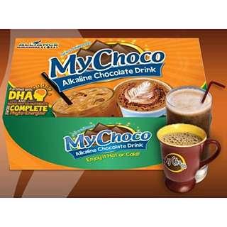 Mychoco Drink With Food Supplement
