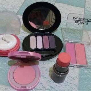TAKE ALL 4 Blush on & Eye Shadow