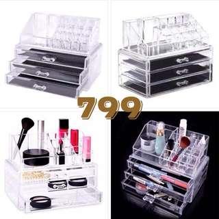 Acrylic Make-Up Organizer