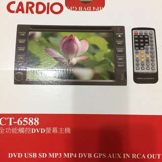 🚚 多功能DVD、USB電視主機