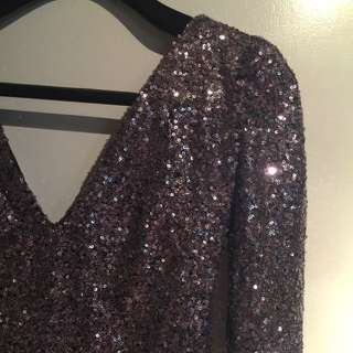 Sequin Dress From Honey