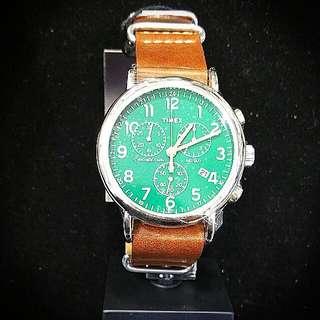 Timex Chronograph Weekenders Watch