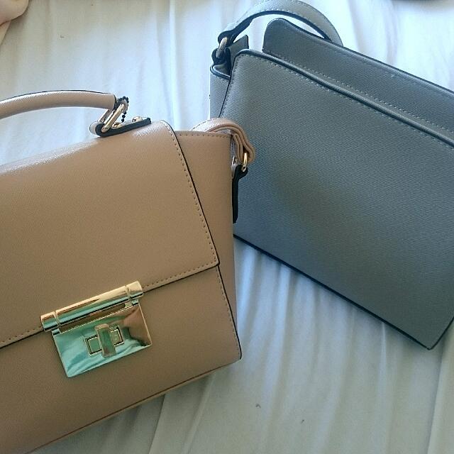 2x Mini Handbags Brand New W/tags