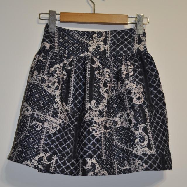 英風超美短裙