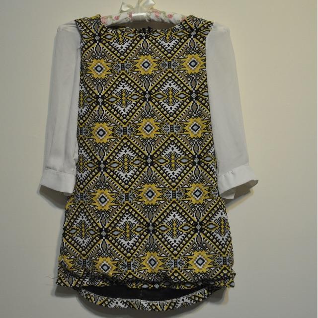 英式風洋裝