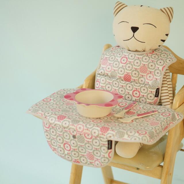 휴대용 아기식탁의자 커버