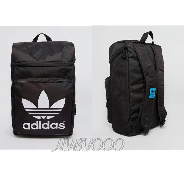Adidas Originals 黑色後背包