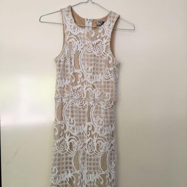 Angel Biba Lace Dress