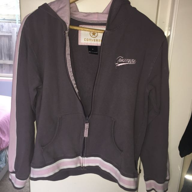 Authentic Converse Jacket/Hoodie