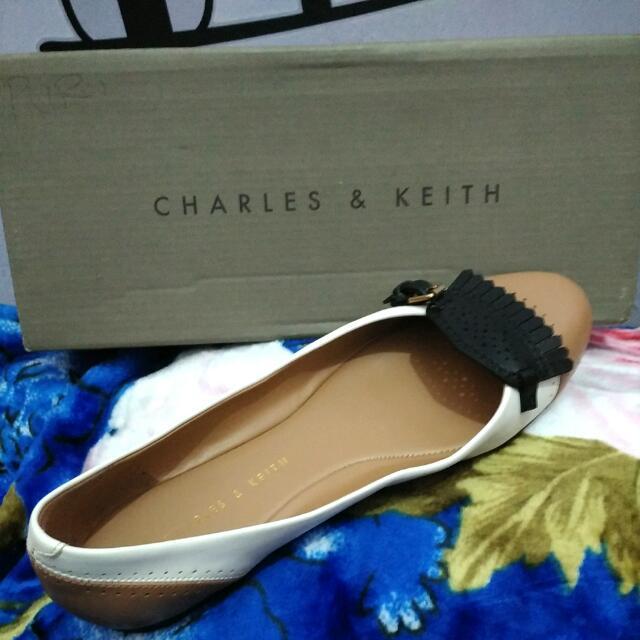 Charles & Keith Flats/Ballerina