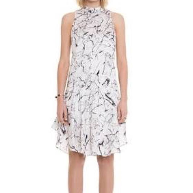 Country Road Sz 10 Marble Cocktail Dress