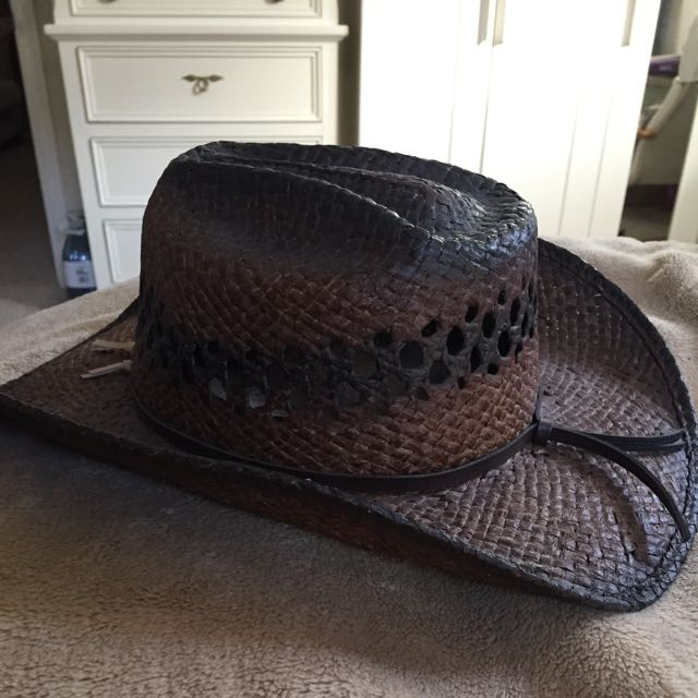 Cowgirl Hat Only Worn Once