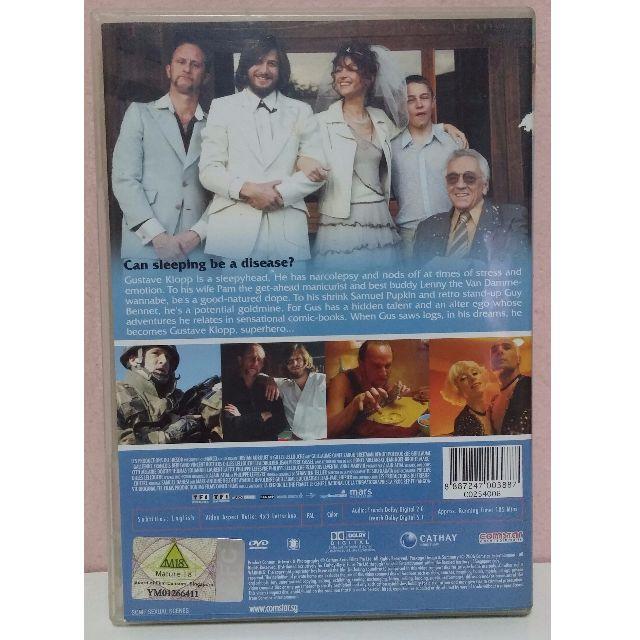 DVD - Movie : The Secret Adventures of Gustave Klopp (2004)