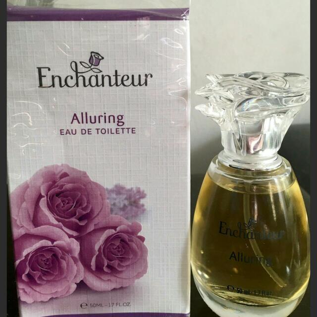 Enchanteur Alluring Eu De Toilette 50ml