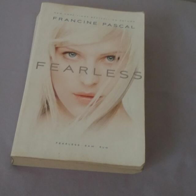 Fearless (Francine Pascal)