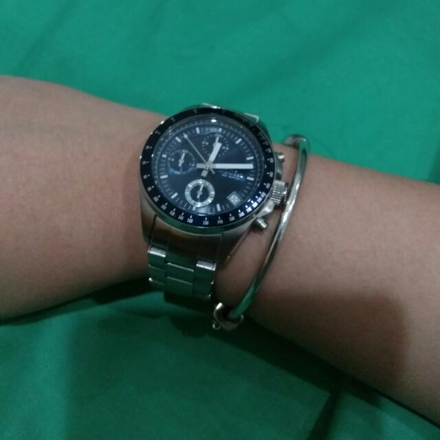 Fossil Ladies Chronograph Watch (Authentic)