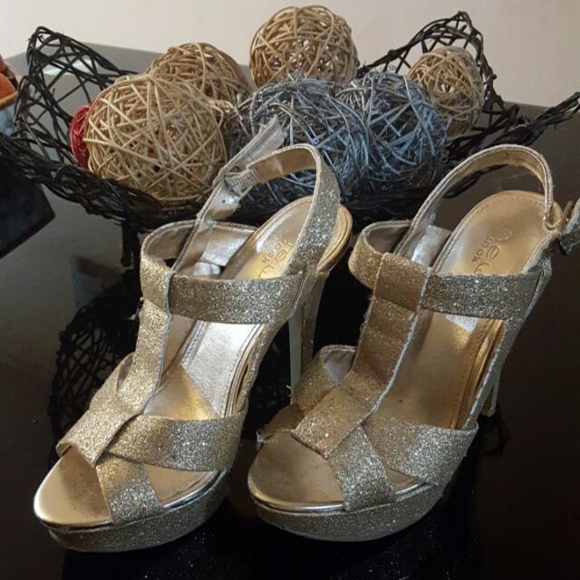 Glamorous Glitters Heels