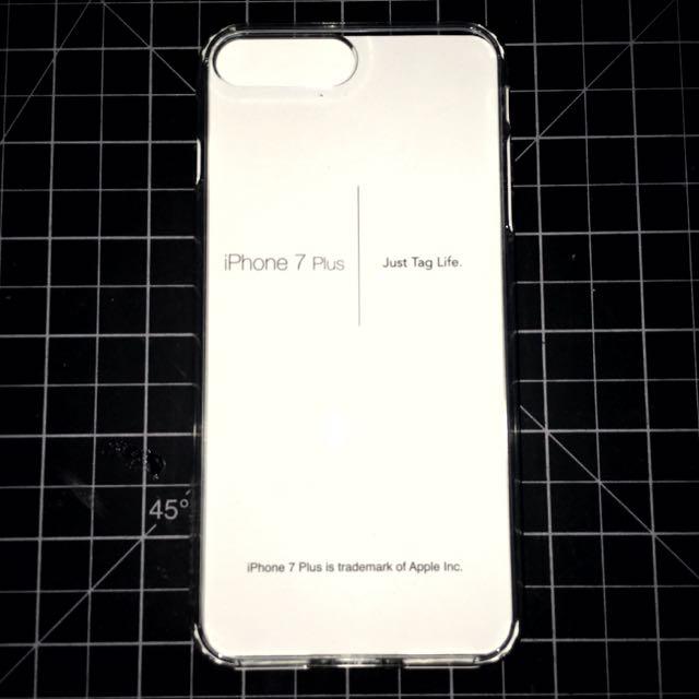 iphone7 Plus·全新質感透明手機軟殼