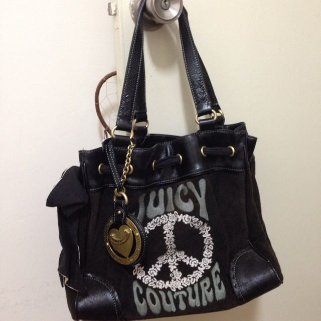 Juicy Couture 皮包