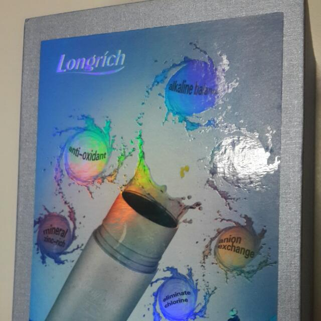 Longrich Quality Water Healthy Living