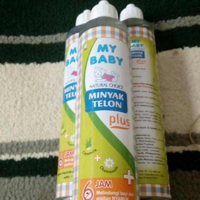 "Minyak Telon ""My Baby"" 150ml Murmer"