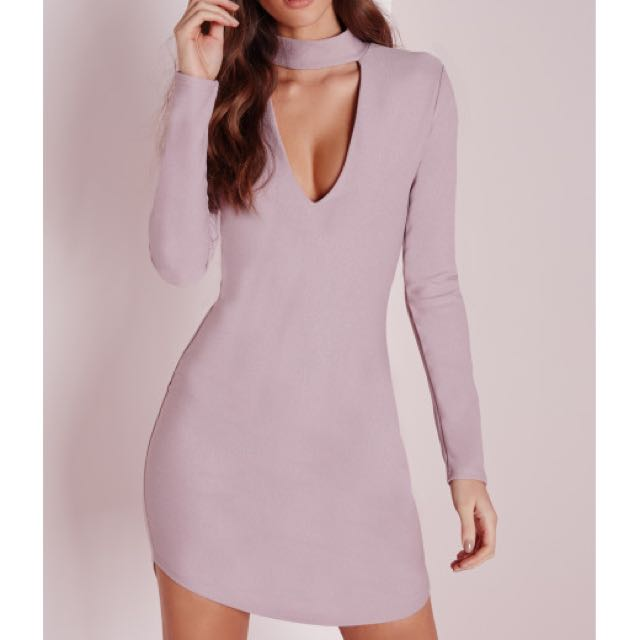 Missguided Choker Dress