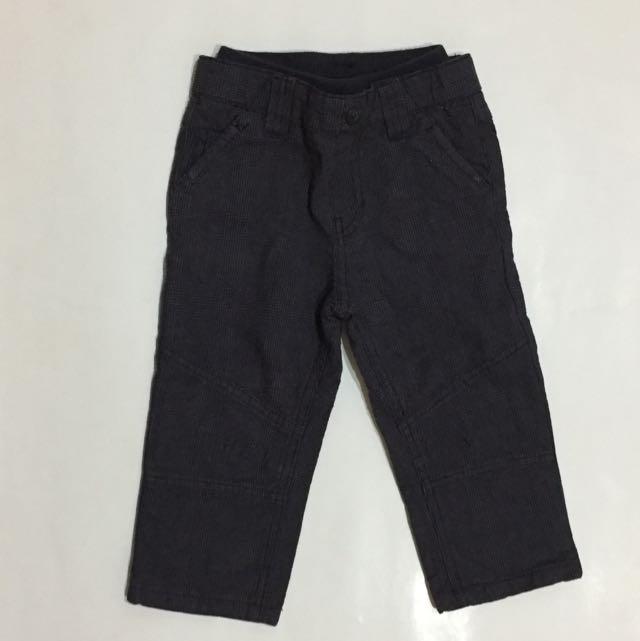 Mothercare - Black Pants