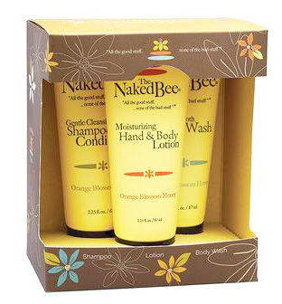 Naked Bee Bath & Body Gift Set