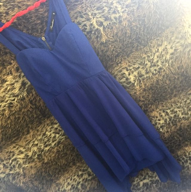 Paradisco Cut Out Back Jewel Dress