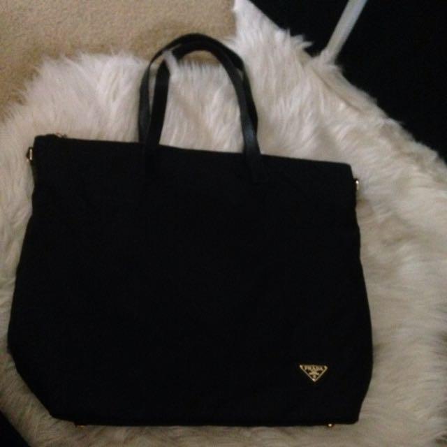 Prada Handbag Waterproof Material