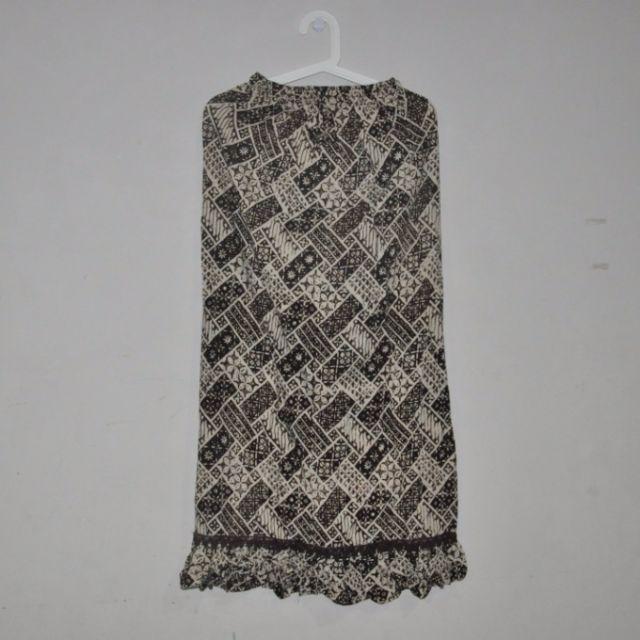 Rok Vintage Batik