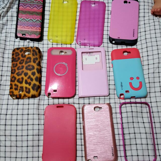 Samsung Galaxy NOTE 2 cases