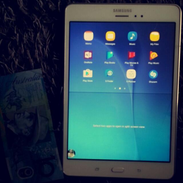 Samsung Galaxy Tab A Wifi And Sim