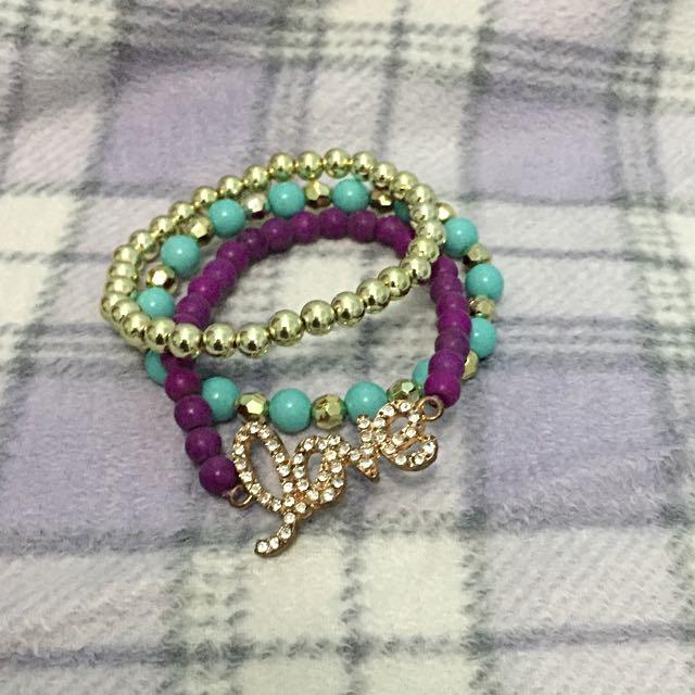 setof3 bracelets