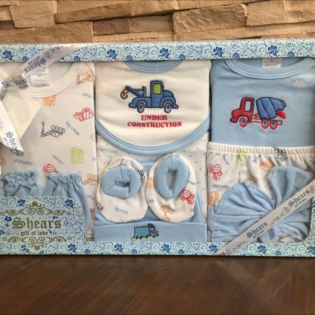 Shears Newborn Gift Set